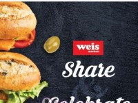 Weis Markets (Share And Celebrate) Flyer