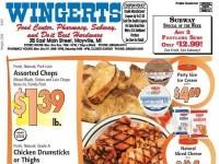 Wingert's Food Center (Amazing Deals) Flyer