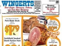 Wingert's Food Center (Hot Offers) Flyer