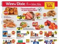 Winn Dixie (Weekly Specials) Flyer