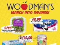 Woodman's Markets (March into Savings) Flyer