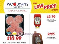 Woodman's Markets (Your Low Price Leader) Flyer