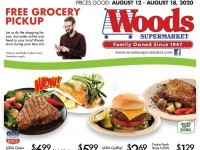 Woods Supermarket (Special Offer) Flyer