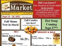 Yoder's Hometown Market (Special Offer) Flyer