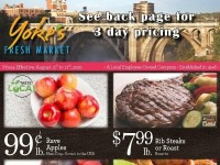 Yoke's Fresh Markets (Special Offer) Flyer