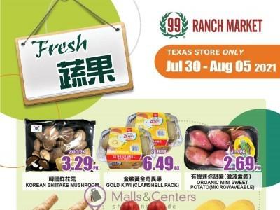 99 Ranch Market (Special Offer - TX) Flyer