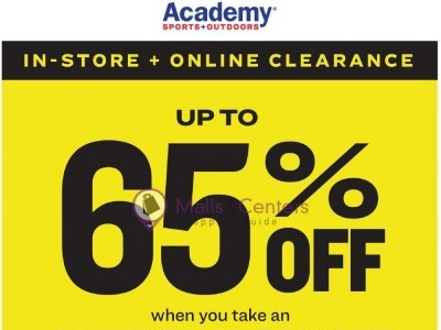 Academy Sports + Outdoors (Hot Offers) Flyer