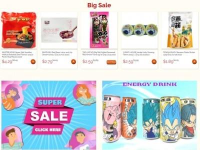 Asian Food Grocer (Hot Deals) Flyer