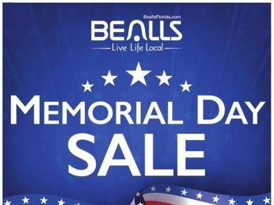 Bealls Florida (Memorial day sale) Flyer