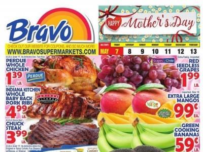 Bravo Supermarkets (Happy Mother's Day) Flyer