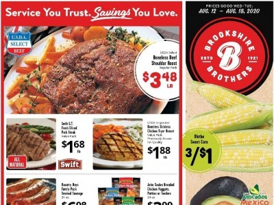 Brookshire Brothers (Special Offer - LA) Flyer