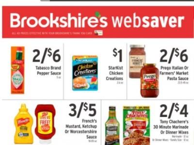 Brookshire's Food & Pharmacy (Websaver - AR) Flyer
