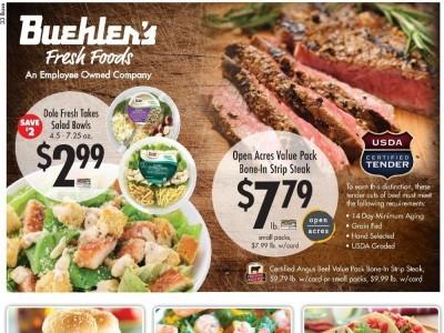 Buehler's Fresh Foods (Special Offer) Flyer
