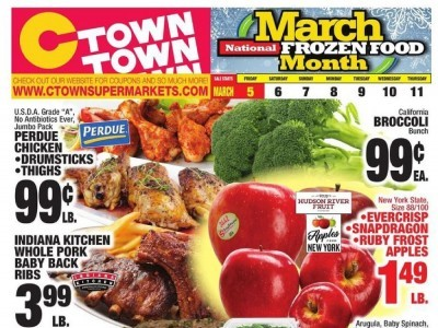 C-Town Supermarkets (Special Offer) Flyer