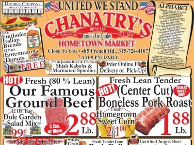 Chanatry's (Special Offer) Flyer