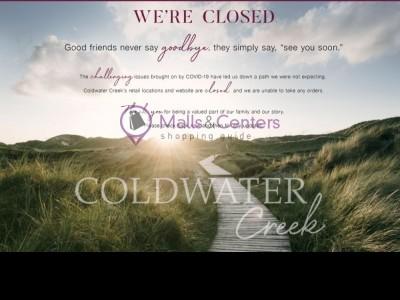 Coldwater Creek (Notice) Flyer