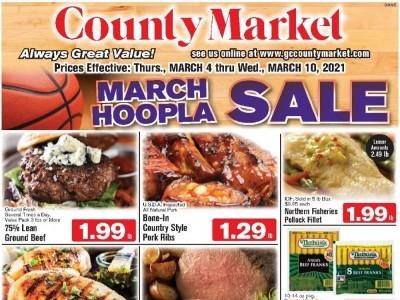 County Market Grove City (march hoopla sale) Flyer