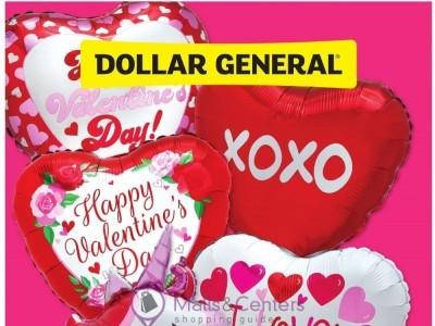 Dollar General (Happy Valentines Day) Flyer