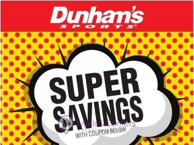 Dunham's Sports (Coupon Offers) Flyer