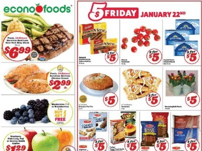 EconoFoods (Special Offer) Flyer