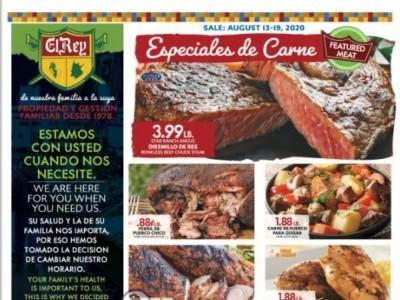 El Rey Foods (Especiales de carne) Flyer