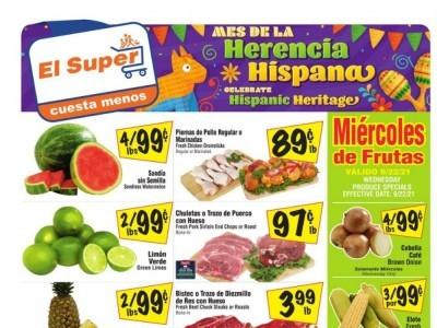 El Super (Special Offer - AZ) Flyer