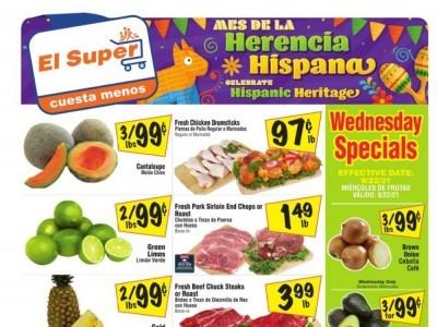 El Super (Special Offer - NM) Flyer