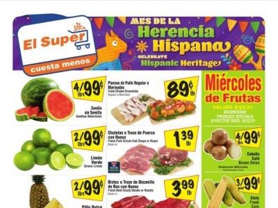 El Super (Special Offer - NV) Flyer