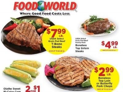 Food World (Special Offer) Flyer