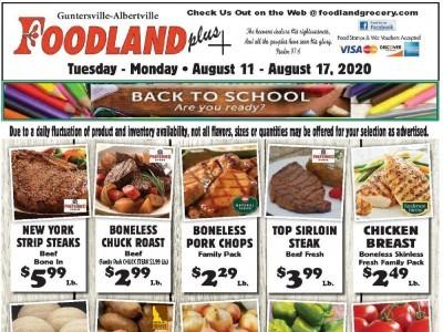Foodland Grocery (Hot Offer) Flyer
