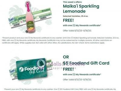 Foodland Supermarket (Special Offer) Flyer