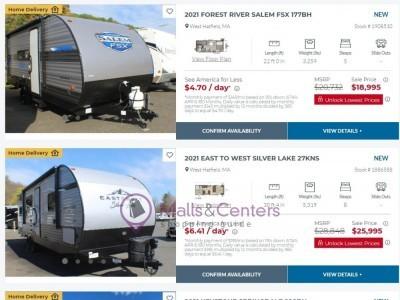 Gander RV&Outdoors (Hot Offers) Flyer