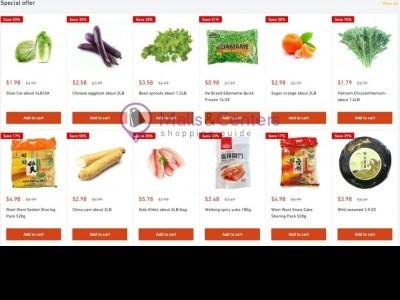 Good Fortune Supermarket (Special Offer - VA) Flyer