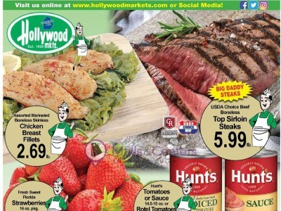 Hollywood Markets (Special Offer) Flyer