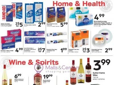 Hornbacher's (Wine & Spirits) Flyer