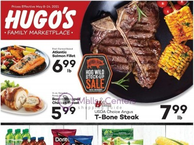 Hugo's (Hot Offers) Flyer
