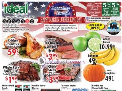 Ideal Food Basket (Special Offer) Flyer
