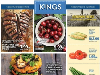 Kings Food Markets (Special Offer) Flyer