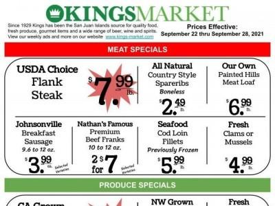Kings Market (Hot Deals) Flyer