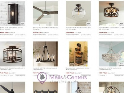 Lamps Plus (Hot Offers) Flyer