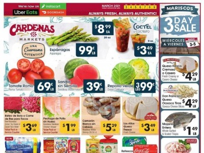 Los Altos Ranch Market (Special Offer) Flyer