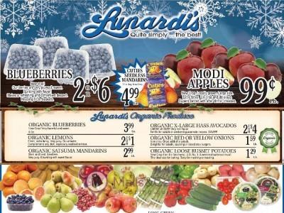 Lunardis (Special Offer) Flyer