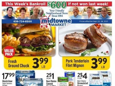 Midtowne Market (Special Offer) Flyer
