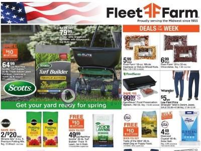 Mills Fleet Farm (Deals Of The Week) Flyer