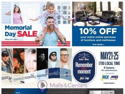 Navy Exchange (Hot deals) Flyer