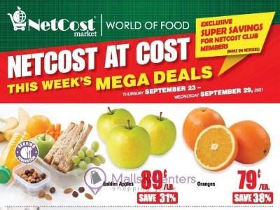 Netcost Market (This week mega deals) Flyer