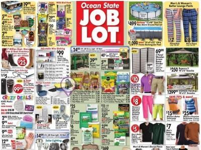 Ocean State Job Lot (Weekly Specials) Flyer