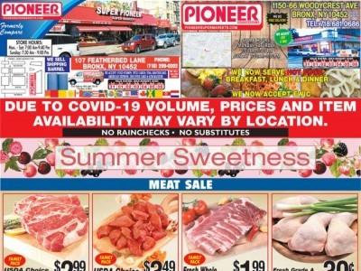 PioneerSupermarkets (Summer Sweetness) Flyer
