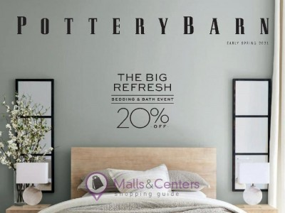 Pottery Barn (Early Spring) Flyer