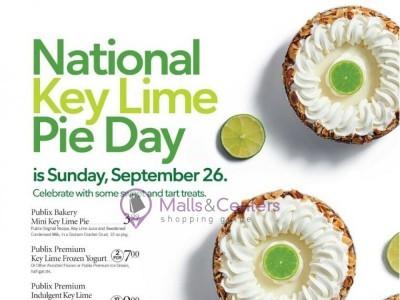 Publix (National Key Lime Pie Day) Flyer